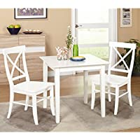 Target Marketing Systems 3 Piece Ancona Dining Set