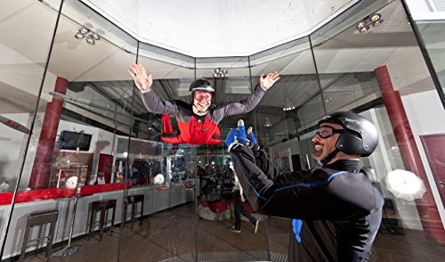 Indoor Skydiving - Bodyflying fü r Zwei in Bottrop Fun4You Erlebnisgeschenke