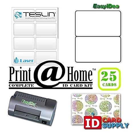 Amazon.com: Kit completo de impresión @ Home: Office Products
