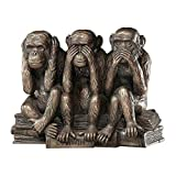 Hear-No, See-No, Speak-No Evil