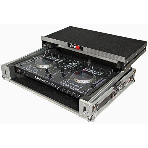 Denon DJ MC4000 road ready Flight case laptop shelf X-DNMC4000LT ()