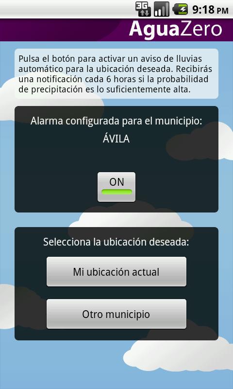 Amazon.com: AguaZero Spain: Appstore for Android