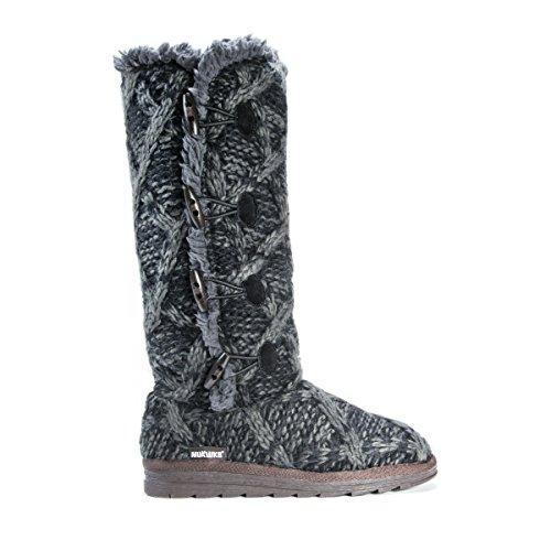 MUK Fashion Black LUKS Boot Women's Felicity rwxCrT4q6