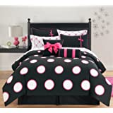 VCNY Sophie 10-Piece Comforter Set - Size Full