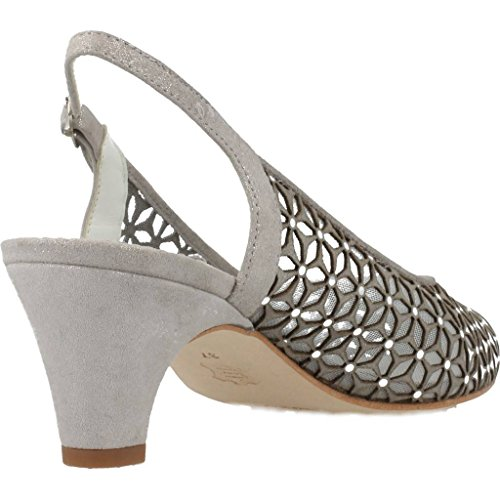 ARGENTA Zapatos de tac�n, color gris, marca, modelo Zapatos De Tac�n MRL996 DZ Gris
