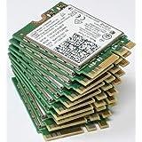Intel 3165 3165NGW 3165AC Dual Band Wireless AC + Bluetooth4.0 Mini NGFF WiFi Card 802.11AC 3165 (10 PACK)