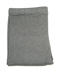 Paradise Silk Silk Cashmere Ribbed Knit Women Thermal Pants Legging
