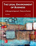 img - for Legal Environment of Business, A Managerial Approach: Theory to Practice book / textbook / text book