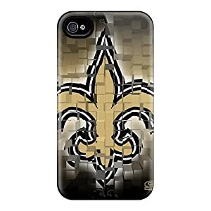 First-class Cases Covers For Iphone 6 Dual Protection Covers New Orleans Saints