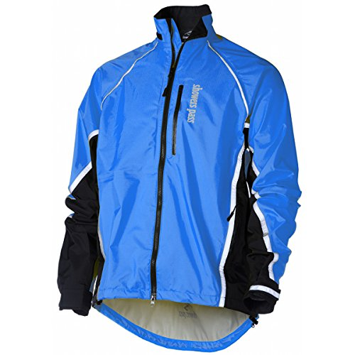 Showers Pass Transit Jacket - Men's Ocean Blue, XL