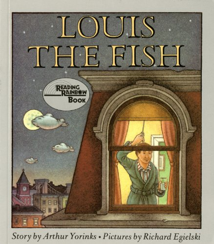 louis the fish - 1
