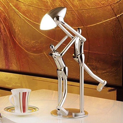 Sportsmanship Artistic LED desk lamp
