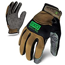 Ironclad EXO-PPG-04-L Project Pro Gloves, Large