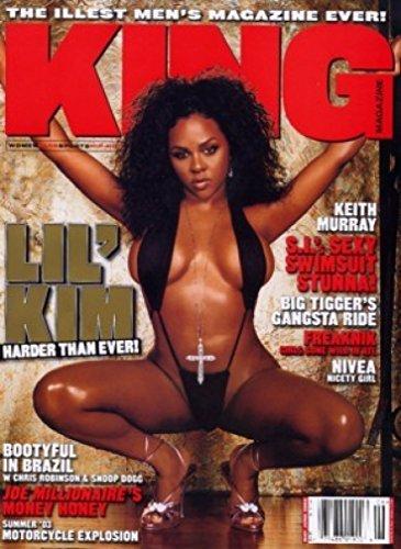 Lil Kim 18X24 Poster New! Rare! #BHG19754