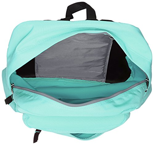 JANSPORT T501 Superbreak Backpack Aqua Dash School Bag - JANSPORT Bags