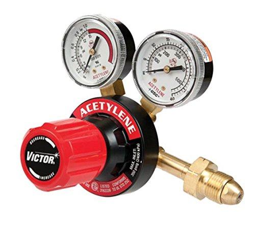 Victor 0781-9406 Medium Duty G250 Acetylene Regulator