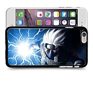 """Case88 Designs Hatake Kakashi Shippuden Protective Snap-on Hard Back Case Cover for Apple iPhone 6 Plus 5.5"""" by icecream design"""