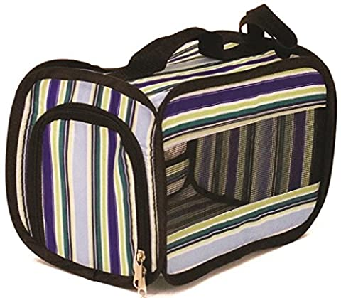 Ware Manufacturing Twist-N-Go Carrier for Small Pets,