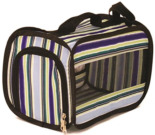 Ware Manufacturing Twist-N-Go Carrier for Small Pets, Hamsters, Ferrets, Rats, Guinea Pigs - Medium ()