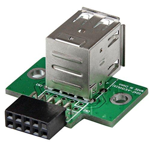 StarTech.com 2 Port USB Motherboard Header Adapter (Internal Usb)