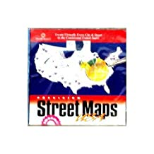 Precision Street Maps USA