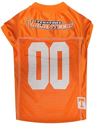 (NCAA TENNESSEE VOLUNTEERS DOG Jersey, Small)