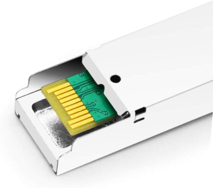 1G SFP SX for Cisco GLC-SX-MM Meraki MA-SFP-1GB-SX 1000BASE-SX SFP 850nm 550m DOM Transceiver Module
