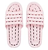 Amamcy Womens/Mens Non-Slip Slippers Quick Drying