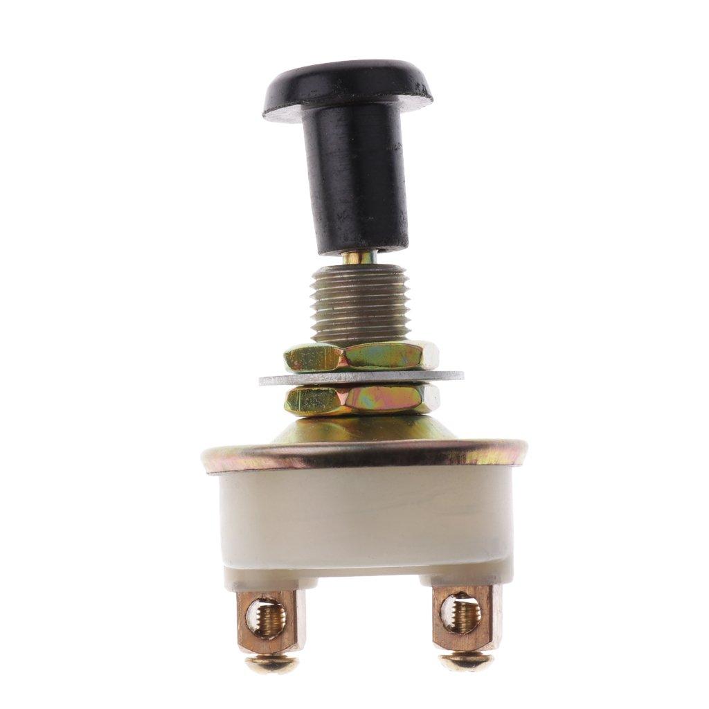 Sharplace 12V 300A Commutateur d'isolateur Coupe-Circuit Interrupteur Batterie de Bateau, Voiture