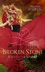 Broken Stone (Souls Of The Stones Book 3) (English Edition)