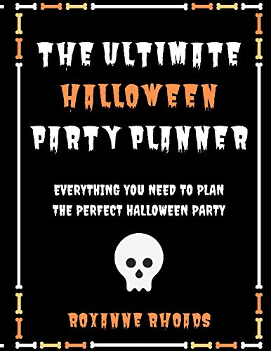 The Ultimate Halloween Party Planner -
