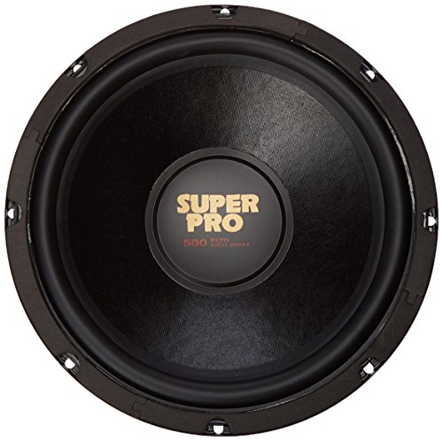 Pyramid PW1048USX 10-Inch 500 Watt High Performance 8 Ohm Subwoofer