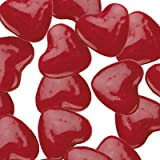 Cherry Hearts Candy (1 pound)