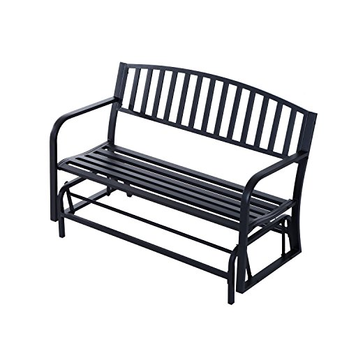Teak Swing Seat - Outsunny 50