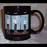 STAR TREK Original Series Disappearing TRANSPORTER MUG