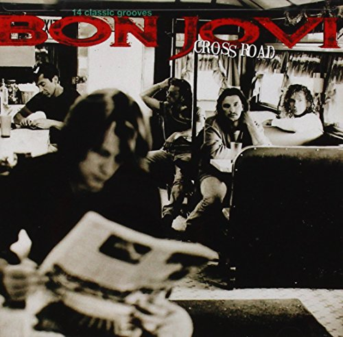 CD : Bon Jovi - Cross Road