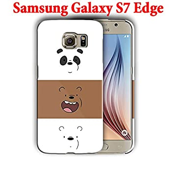 Carcasa rígida para Samsung Galaxy S7 Edge, diseño de ...