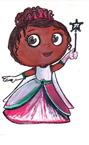 Super Why Costume 4-6 (Princess Pea Pillow-Pink- SuperReaders Adventure Pillow Doll-Spelling Power Wand-All Natural-Kid Safe. Washable.Original Art-All Natural-Ages 3-8)