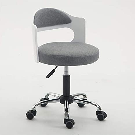 size 40 88b33 866a4 Amazon.com: Chair Solid Wood backrest Compact bar Chair ...