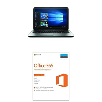 HP 15-ba044na 15 6-Inch Notebook - (Turbo Silver) (AMD A