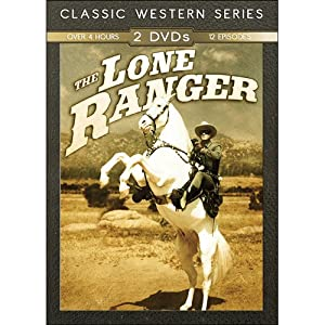 The Lone Ranger 2-DVD Set movie