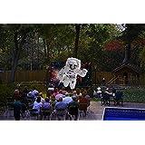 12' Backyard Theater Systems(tm) SAVI Full 720p 2800 lumen Projector