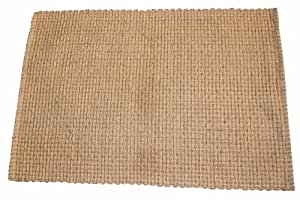 "Artim Home Textiles, Terra Throw Rug 30""x50"" - Natural"