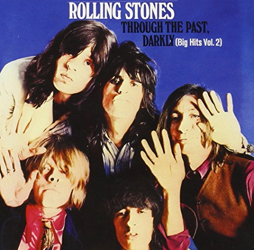 CD : The Rolling Stones - Through the Past Darkly: Big Hits Volume 2 (CD)