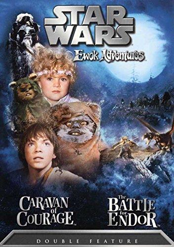 27 x 40 The Ewok Adventure Movie Poster