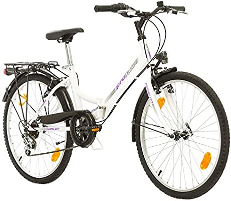Multibrand Folding City 24 Lady, 24 Pulgadas, 457 mm, Bicicleta de ...