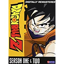 Dragon Ball Z Seasons 1 & 2