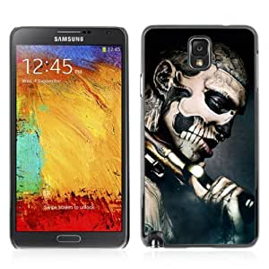 YOYOSHOP [Gothic Skull Tattoo] Samsung Galaxy Note 3 Case Kimberly Kurzendoerfer