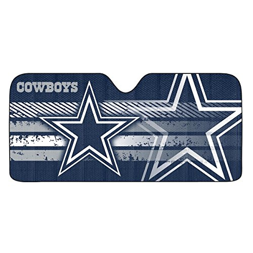 NFL Dallas Cowboys Universal Auto Shade, - Outlet Shopping Dallas
