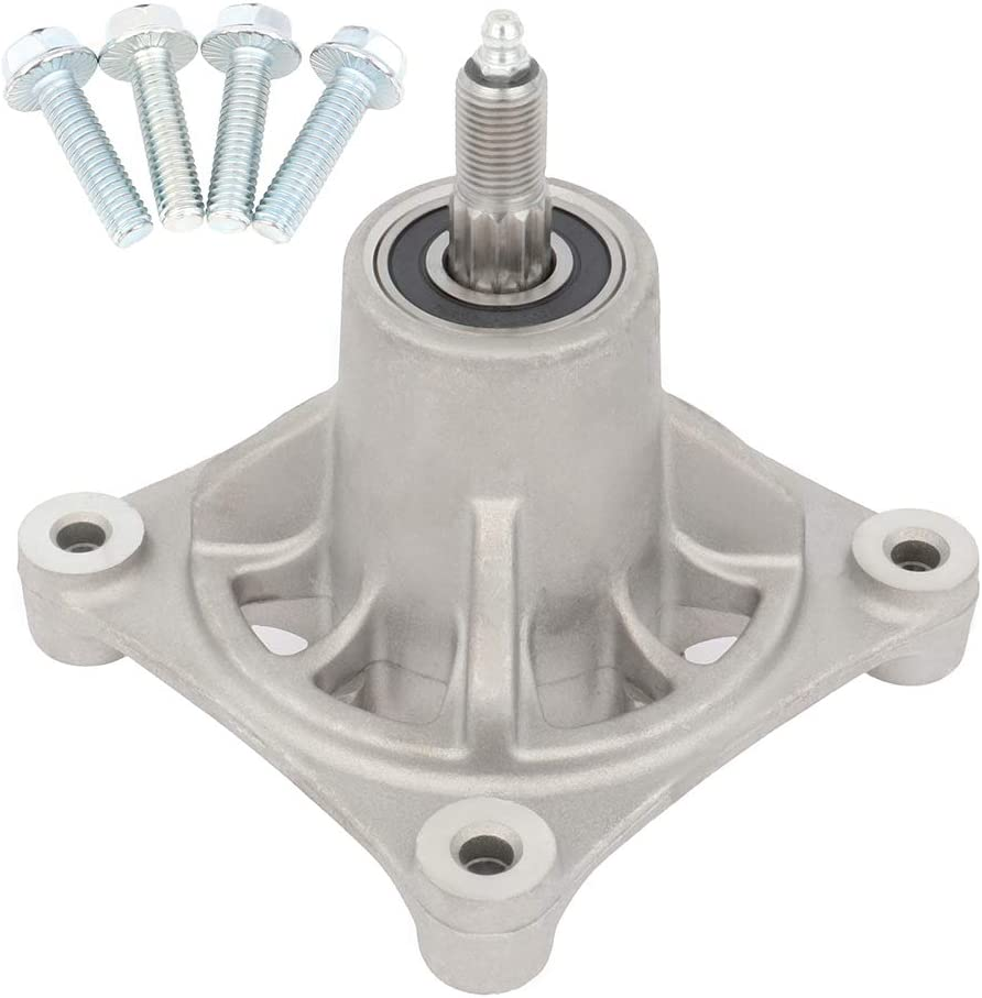 Ineedup Spindle Assembly Replaces & Replacement for Hustler Zero Turn Mowers 34 to 52 Part 604214